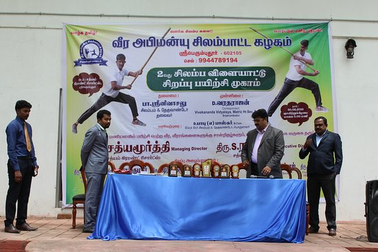 Mr.D.Basker, Accounts Manager - Sathyam Grand Resort also Secretary of Silambam & Taekwondo had organized Summer Camp at Sathyam Grand Resort.