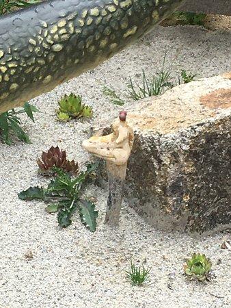 Houbový Park: Sošky a úkoly