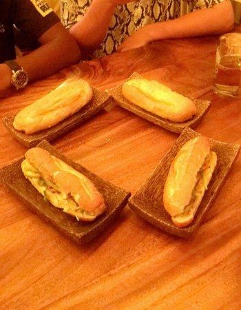 Best banh mi in Vietnam