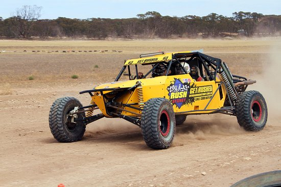 Off Road Rush Mannum