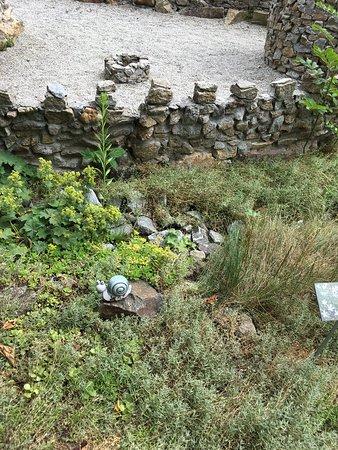 Houbový Park: Různá zákoutí