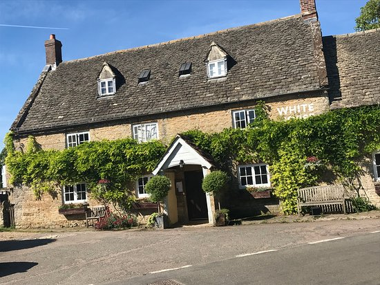 Duns Tew, UK: The White Horse
