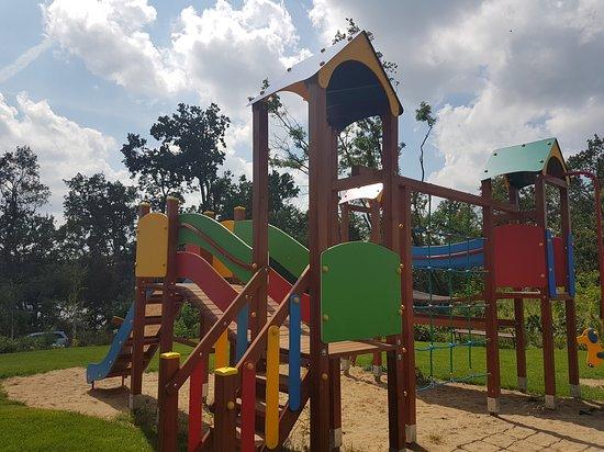 Zajazd Drogorad: Plac zabaw dla dzieci :)