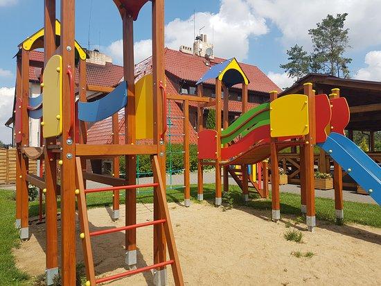 Zajazd Drogorad: Plac zabaw dla dzieci 
