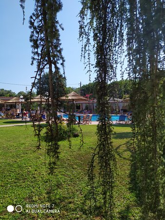 Hotel  Kalamitsi: Pool time