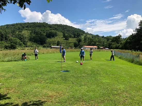 Chip Shots FootGolf