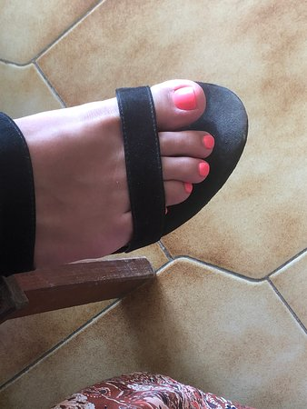 Perfect Pedicures with Shellac