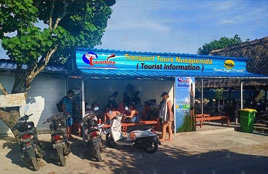 Transport Tours Nusa Penida