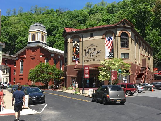The Mauch Chunk Opera House