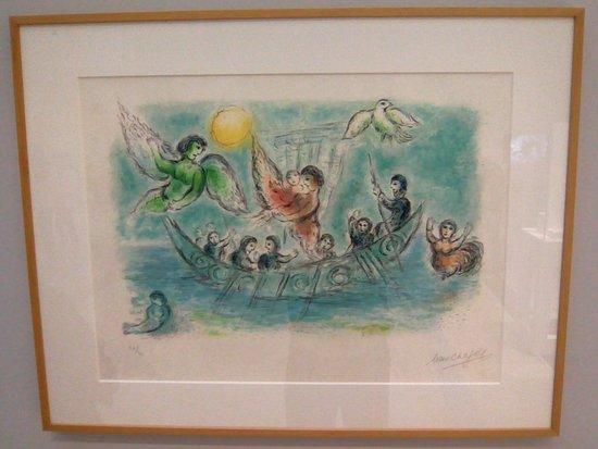 Exposition Homère - les Sirènes (Chagall)
