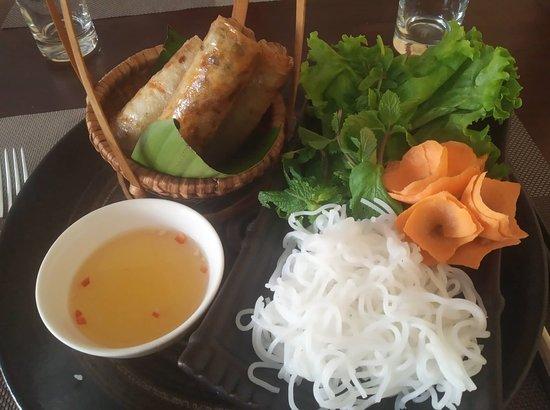 Orchid Restaurant: good value
