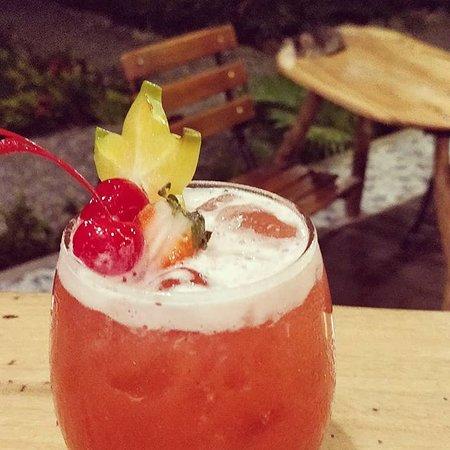 Casa Cocotte Palomino: Cocktail del dia