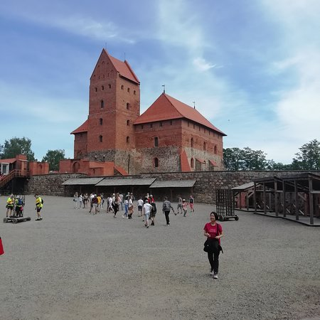 Trakai Island Castle Museum: Trakai
