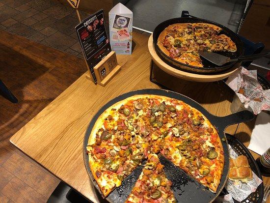 Pizza Hut Picture Of Pizza Hut Canterbury Tripadvisor