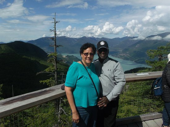 Private Tour: Vancouver Sightseeing and Capilano Suspension Bridge: Another Cliffwalk photo