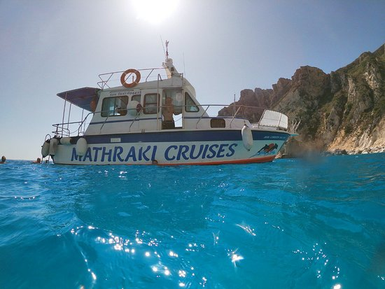 Mathraki, Griekenland: Corfu Paradise