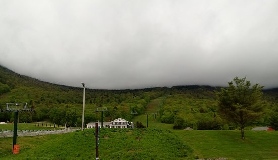 Mount Mansfield: Cloudy Day