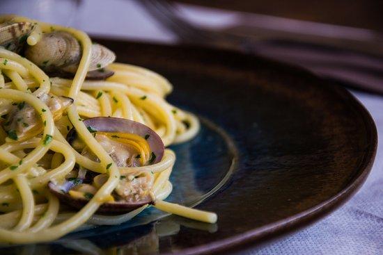 Un classico, spaghetto alle vongole veraci