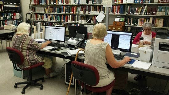 Kent Branch Library of The Ontario Genealogical Society