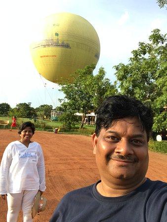 Hot Air Balloon ride 6