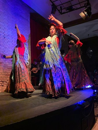 Amazing Flamenco Show!!! 10 artists live and very reasonable priced