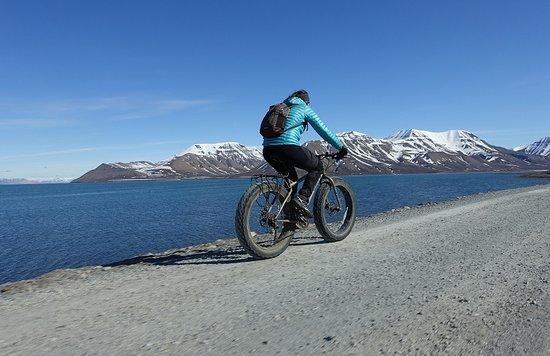 FatBike Spitsbergen: Fatbike