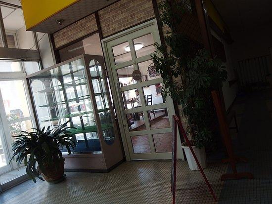 Plaza: 出入口