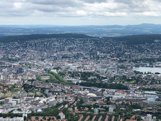 The historic area