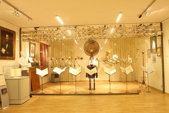 Music Museum «Nikolaos Halikiopoulos Mantzaros»