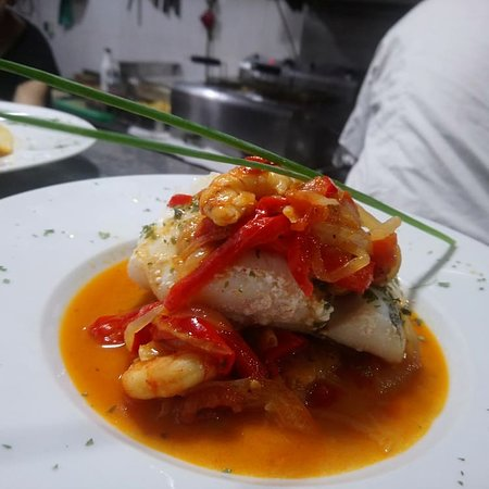 GastroBar21: Bacalao