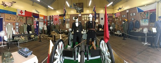 Southport Military Heritage Museum