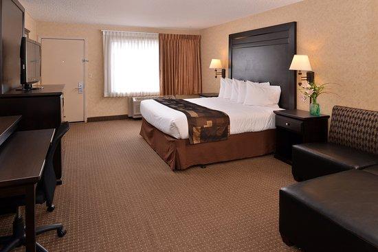 Kelly Inn Billings: Guest room