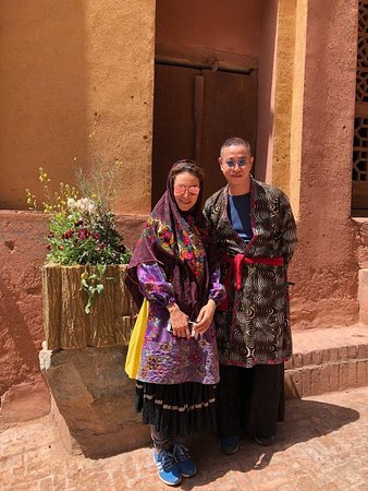 Kashan, Iran: Tourist and travel