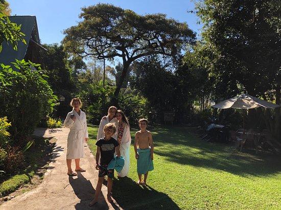 Mpika, Ζάμπια: Kapishya homestead