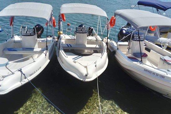 Diavlos Marine Rental Boats