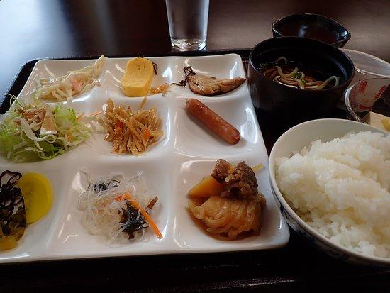 Hotel Amabile Maizuru: 朝食ビュッフェ