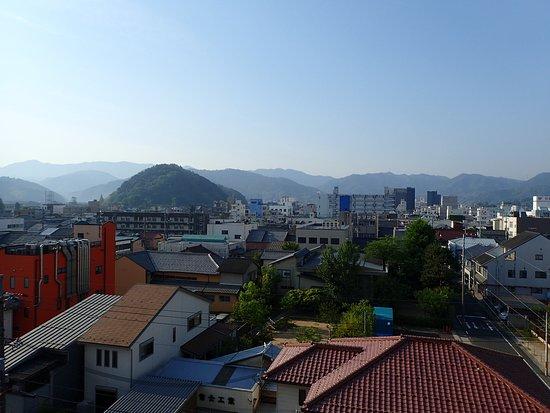 Hotel Amabile Maizuru: 部屋からの眺め