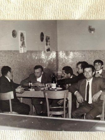 Caselle Landi, Włochy: In osteria anni 60, XX secolo