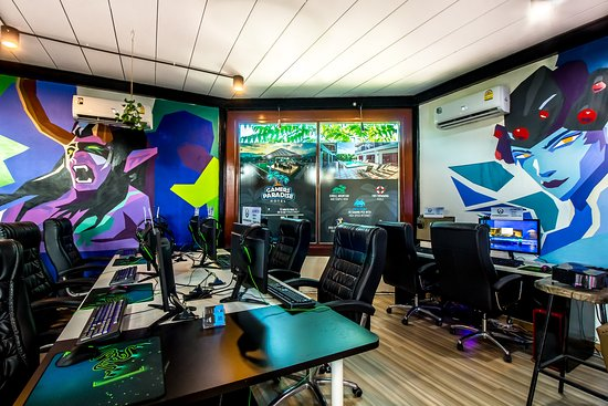 Gamers Arena Chalong