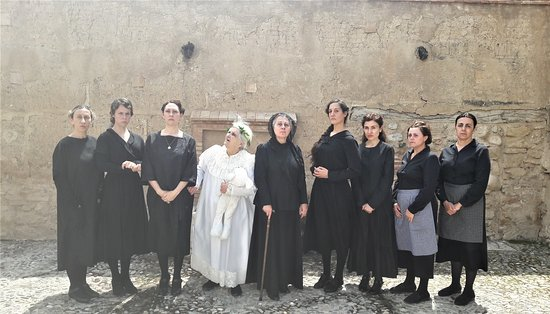 Theatrical Visits to La Casa de Bernarda Alba