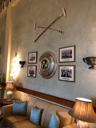 Polo Bar: The historic pics on the walls