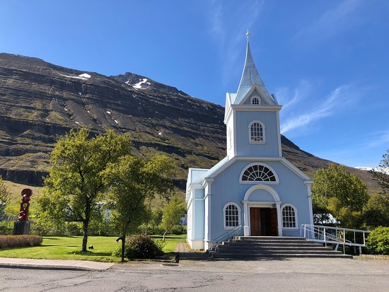 Seydisfjordur Church