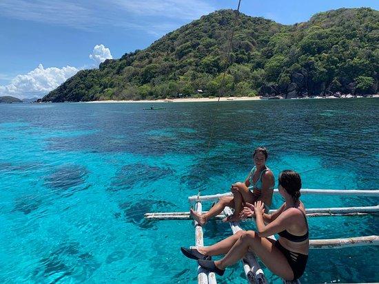 Keelooma: Island hopping