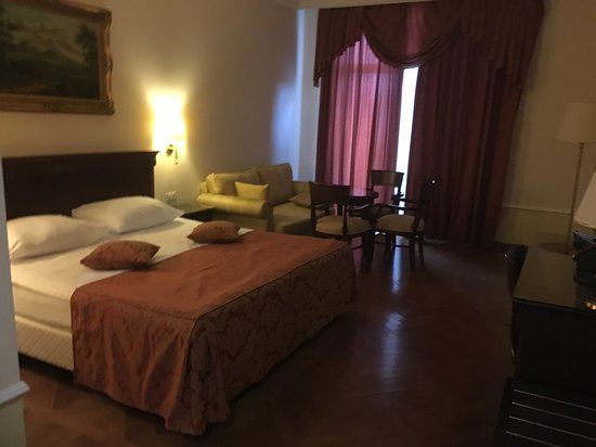 Double Room/Suite with seating