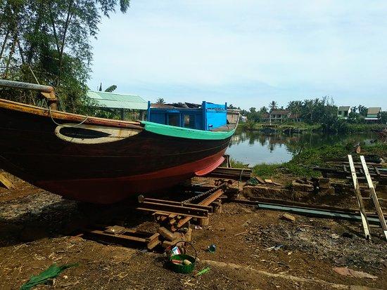 Manufactura barcos de pesca
