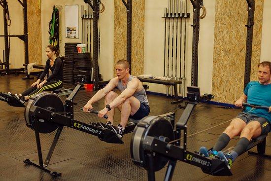 Londonskaya Hotel: Cross Fit Training