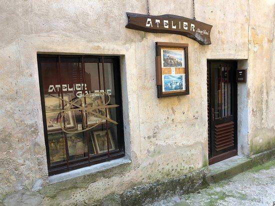 Atelier & Gallery IVAN PESSI