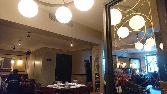 Cote Brasserie - St Albans: 歐式料理餐廳環境