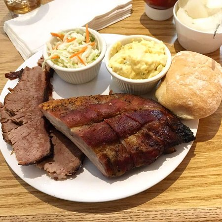 Midvale, UT: beef brisket and ribs