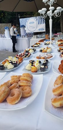 Agriturismo Nonno Luigino: Sweet Table